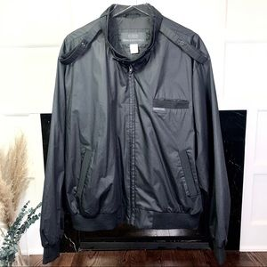 Vintage 80's Members Only Harrington Racer Jacket